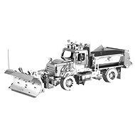 Metal Earth 3D puzzle Freightliner 114SD Sněžný pluh - 3D puzzle