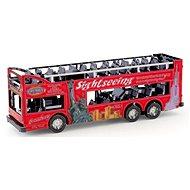 Metal Earth 3D puzzle Autobus Big Apple Tour Bus