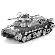Metal Earth 3D puzzle Tank Či - ha - 3D puzzle