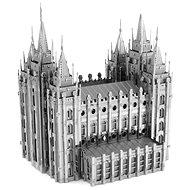Metal Earth 3D puzzle Chrám v Salt Lake City (ICONX) - 3D puzzle