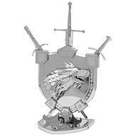 3D puzzle Metal Earth 3D puzzle Hra o trůny: Erb Starků (ICONX)