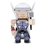 Metal Earth 3D puzzle Avengers: Thor figurine - 3D puzzle