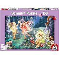 Puzzle Schmidt Puzzle Vílí tanec 150 dílků - Puzzle