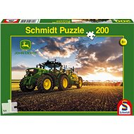 Schmidt Puzzle Traktor John Deere 6150R 200 dílků - Puzzle