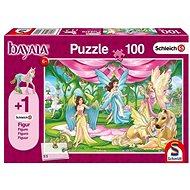 Puzzle Schmidt Puzzle Schleich Víly Bayala 100 dílků + figurka Schleich - Puzzle