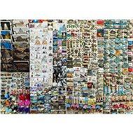 Schmidt Puzzle Suvenýry 1000 dílků - Puzzle