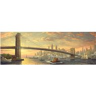 Puzzle Schmidt Panoramatické puzzle Brooklynský most, New York 1000 dílků - Puzzle