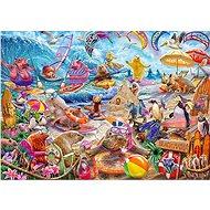 Schmidt Puzzle Plážová mánie 1000 dílků - Puzzle