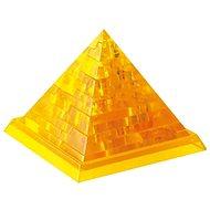 HCM Kinzel 3D Crystal puzzle Pyramida 38 dílků - 3D puzzle