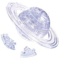 HCM Kinzel 3D Crystal puzzle Planeta Saturn 40 dílků