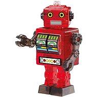 HCM Kinzel 3D Crystal puzzle Robot 39 dílků - 3D puzzle