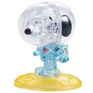 3D puzzle HCM Kinzel 3D Crystal puzzle Astronaut Snoopy 35 dílků - 3D puzzle