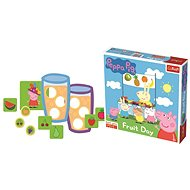 Hit Peppa Piglet: Fruit Day - Board Game