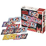 Trefl Domino Minnie Mouse - Domino