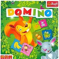 Trefl Domino Veselá zvířátka - Domino
