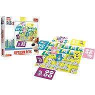Trefl Kids Game Uptown Pets (Secret Life of Pets 2) - Board Game