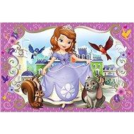 Trefl Puzzle Princezna Sofie s nejlepšími přáteli MAXI 24 dílků