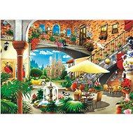 Trefl Puzzle Kousek Barcelony 2000 dílků - Puzzle