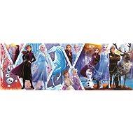 Trefl Panoramatické puzzle Ledové království 2,1000 dílků - Puzzle