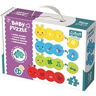Trefl Baby puzzle Barvy 4x4 dílky