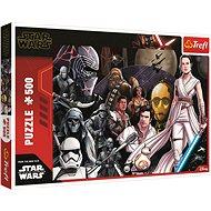 Trefl Puzzle Star Wars: Vzestup Skywalkera 500 dílků