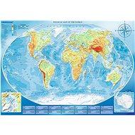 Trefl Puzzle Velká mapa světa 4000 dílků - Puzzle