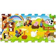 Trefl Pěnové puzzle Farma