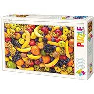 D-TOYS Puzzle Ovoce 1000 dílků - Puzzle