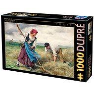 D-TOYS Puzzle Ženci 1000 dílků - Puzzle