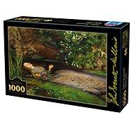 D-TOYS Puzzle Ofélie 1000 dílků - Puzzle