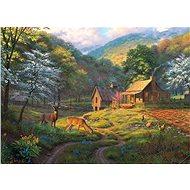 Cobble Hill Puzzle Požehnání venkova 1000 dílků - Puzzle