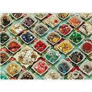 Cobble Hill Puzzle Babiččiny knoflíky 1000 dílků - Puzzle