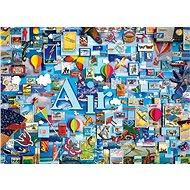 Cobble Hill Puzzle Vzduch 1000 dílků - Puzzle