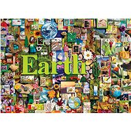 Cobble Hill Puzzle Země 1000 dílků - Puzzle