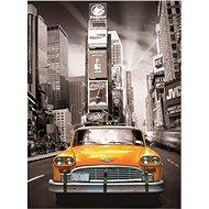 Eurographics Puzzle Žlutý taxík v New Yorku 1000 dílků - Puzzle