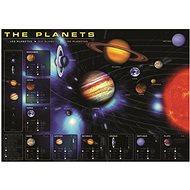 Eurographics Puzzle Planety 1000 dílků - Puzzle