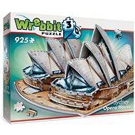 Wrebbit 3D puzzle Opera v Sydney 925 dílků - 3D puzzle