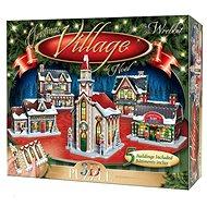 Wrebbit 3D puzzle Christmas town 116 pieces