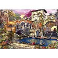 Educa Puzzle Námluvy v Benátkách 3000 dílků - Puzzle