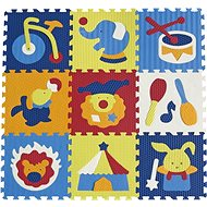Baby Great Foam Puzzle Circus SX (30x30)