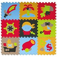 Baby Great Pěnové puzzle Piráti SX (30x30) - Pěnové puzzle