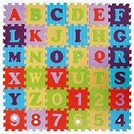 Baby Great Pěnové puzzle Číslice a písmena SX (15x15) - Pěnové puzzle