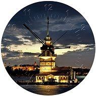 Art Puzzle hodiny Maiden's Tower, Turecko 570 dílků