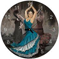 Art Puzzle hodiny Flamengo 570 dílků