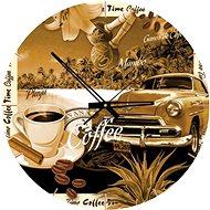 Art Puzzle hodiny Šálek kávy 570 dílků