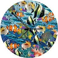 Art Puzzle hodiny Svět mořských ryb 570 dílků