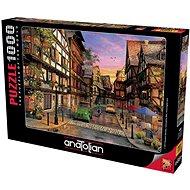 Anatolian Puzzle Ulice Colmar 1000 dílků - Puzzle
