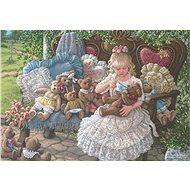 Anatolian Puzzle Hollyini medvídci 260 dílků