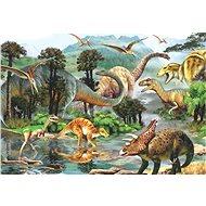 Anatolian Puzzle Svět pravěkých dinosaurů 260 dílků