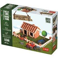 Trefl Brick Trick Chaloupka - Stavebnice